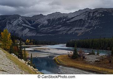 Stream in Jasper