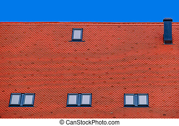 Roof tile with windows 6