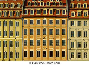 Dresden Fassade 02