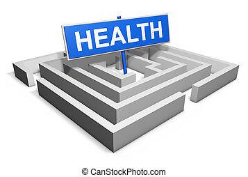 Health Care Concept - Healthy lifestyle achievement concept...