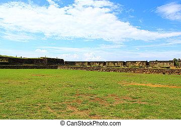 Bastion, Fort Galle