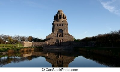 Leipzig Monument to the Battle of the Nations