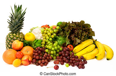 Fruits and Some Vegetables