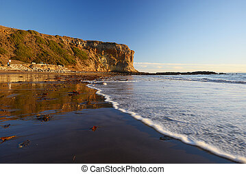 california coast beach