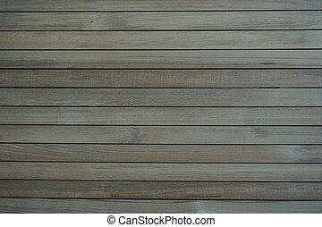 line up teak wood for background used