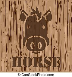 horse sign