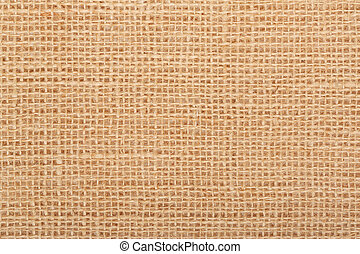 Linen, natural beige background
