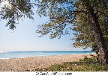 Natai Beach, Phang Nga, Thailand