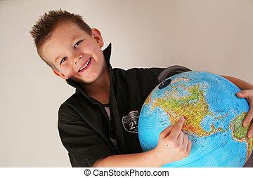 男孩, 全球