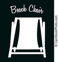 beach chair design