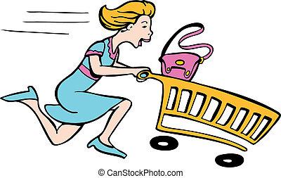 Running Shopper