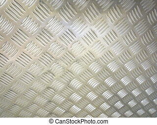 Stainless steel background - Shining stainless steel metal...