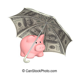 Financial protection - insurance of bank contributions