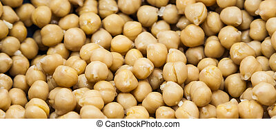Chickpea Background