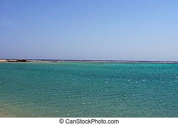 marsa mubarak - red sea in egypt near el quesir