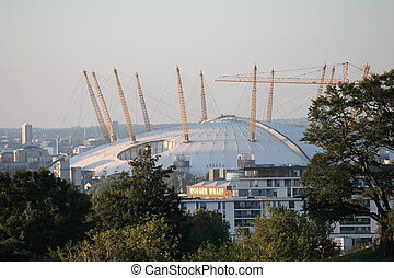 Millennium Dome London England