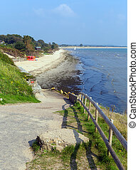 Studland middle beach Dorset uk - Studland middle beach...
