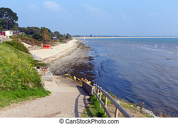 Studland middle beach Dorset k - Studland middle beach...