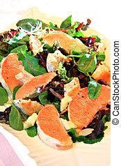 sommer, Salat