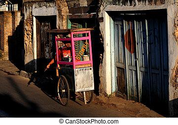 Food Vendor Java