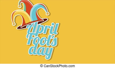 Fools day Video animation - April fools day Video animation,...
