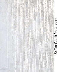 light colored wall with streaks