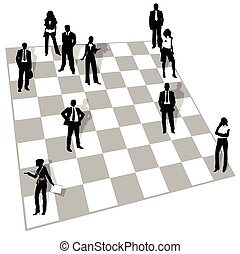 People in Chess