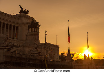 Rome - Some beautiful famous places in rome