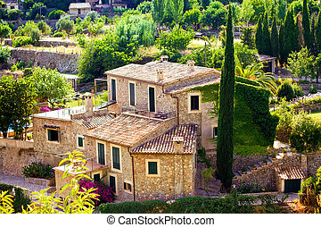 Valldemossa village, Mallorca - House in Valldemossa...