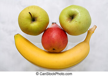 face fruit
