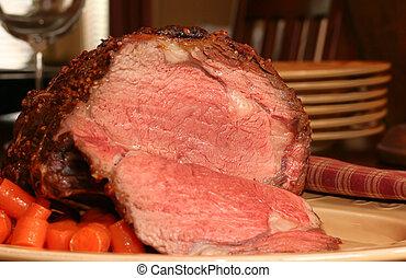 Roast  - Prime rib roast
