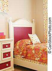 Little girls bedroom.