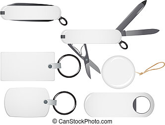 Corporate gifts - Set of corporate or business objects that...