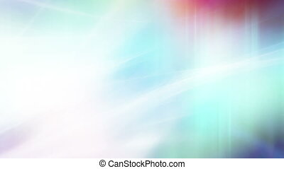 Smooth Multicolor Abstract Loop - Multicolor Smooth Abstract...