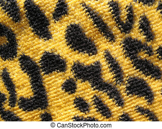 Mottled texture terry cloth. Background