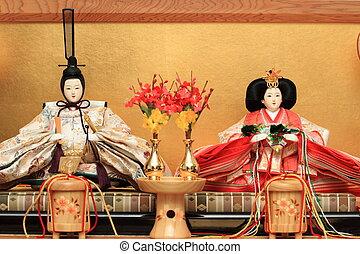Hina Ningyou (dolls)
