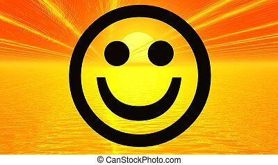 feliz, Smiley