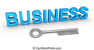 Key for success in business