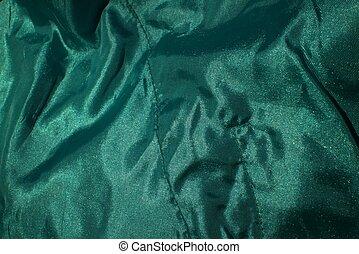Shiny fabric