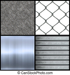 Metal Textures Collection