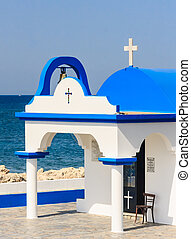 Chapel of the Holy Apostles (Art. Apostles). Faliraki....