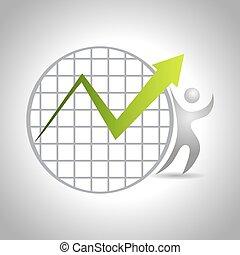Financial Advisor Icon - An image of a financial advisor...