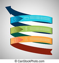 Company Growth Arrow Chart - An image of a business growth...