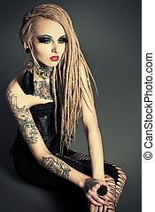 tattoo female