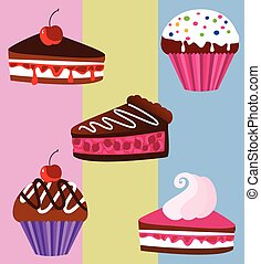dessert 5 - Is a EPS Illustrator file