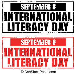 september 8 - international literacy day