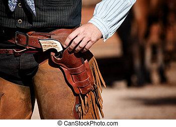 cowboy\'s, cintura