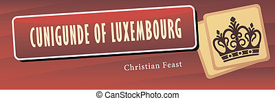 Cunigunde of Luxembourg