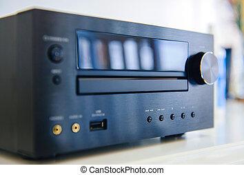 Luxury Hi-Fi audiophile system