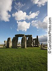Stonehenge stone circle